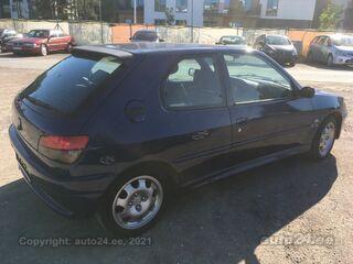 Peugeot 306 XSi 2.0 i 16v 98kW