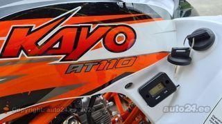 Kayo 110 4-takti
