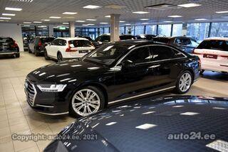 Audi A8 QUATTRO LUX+ 360K B&O SAFETY PRO FULL 3.0 WINTER PRO 210kW