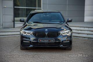 BMW 530 G30 x-Drive M-Sportpakett 3.0 R6 195kW