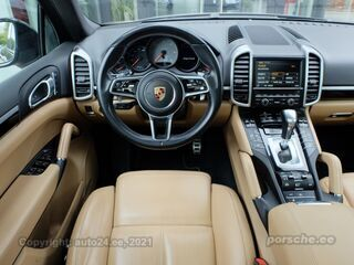Porsche Cayenne S Diesel 4.1 V8 283kW