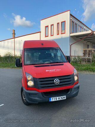 Volkswagen Crafter 2.0 80kW
