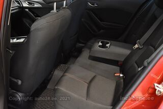 Mazda 3 Skyactiv-G Premium Plus Navi 2.0 88kW