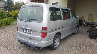 Toyota Hiace 2.5 R4 86kW