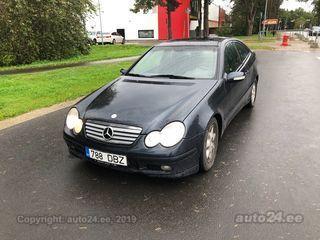Mercedes-Benz C 220 2.2 TDI 105kW