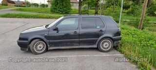 Volkswagen Golf 2.8 VR6 128kW