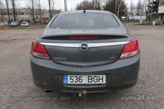 Opel Insignia 2.0 118kW