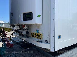Schmitz Semitrailer Reefer Meat hanging system