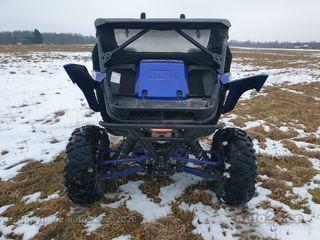 Yamaha YZF 1000 Blue