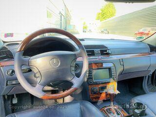 Mercedes-Benz S 600 Individual Long DistronicPlus Bi-Turbo 5.5 368kW