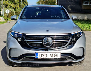 Mercedes-Benz EQC 145kW