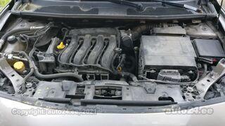 Renault Fluence Megane 1.6 82kW