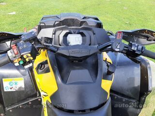Can-Am Outlander 46kW