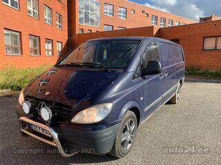 Mercedes-Benz Vito 2.1 110kW