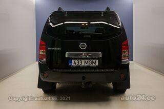 Nissan Pathfinder 2.5 128kW
