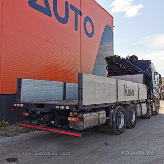Volvo FH 540 8x4 HMF 8520