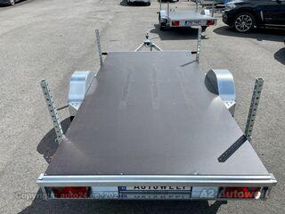 Tiki Treiler Platvormhaagis 3x1.5 300/flat