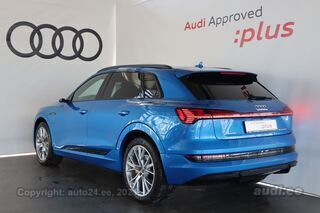 Audi e-tron S line 55 quattro 300kW