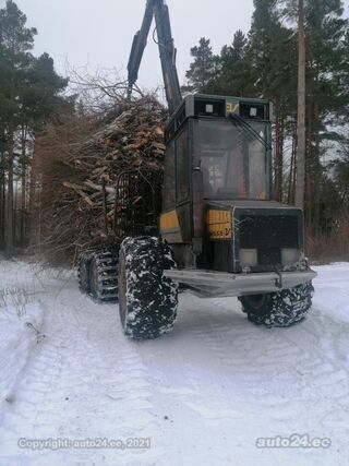 Ponsse Bison S15 90kW