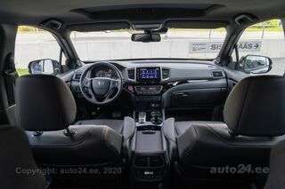 Honda Ridgeline Black Edition N1 3.5 209kW