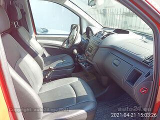 Mercedes-Benz Vito 2.1 R4 120kW