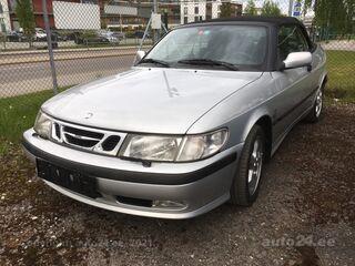 Saab 9-3 Cabriolet 2.0 i 16v LPTurbo 110kW