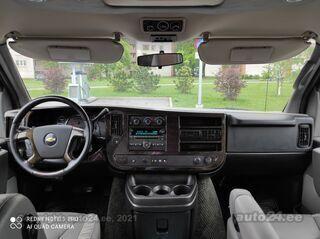 Chevrolet Express 5.3 231kW
