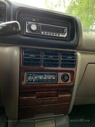 Chrysler Grand Voyager AWD 4x4 3.3 120kW