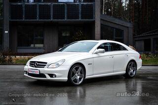 Mercedes-Benz CLS 63 AMG 6.2 V8 378kW