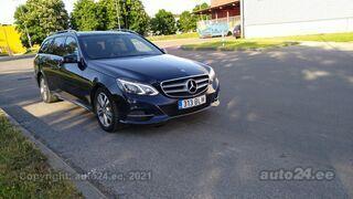 Mercedes-Benz E 220 2.1 125kW