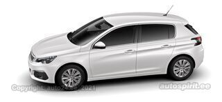 Peugeot 308 Allure Pack PureTech 130 AT8 1.2 96kW