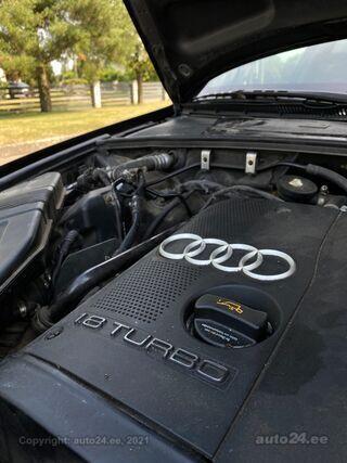Audi A4 Turbo 1.8 120kW