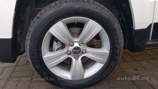 Jeep Patriot Limited 2.2 120kW