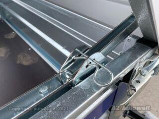 Tiki Treiler 300-LH 3.0x1.5 plastkaanega 40 cm ääred