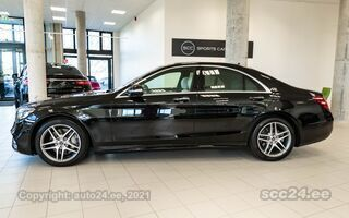 Mercedes-Benz S 450 4-Matic AMG 3.0 R6 270kW