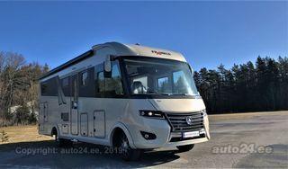 FRANKIA PLATIN 8400 GD 2022 3.0 V6 140kW