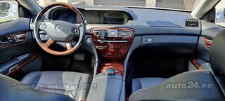 Mercedes-Benz CL 500 5.5 285kW
