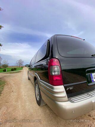 Chevrolet TransSport 3.4 V6 138kW