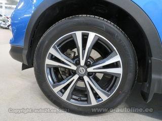 Nissan Qashqai N-Connecta DIG-T 1.2 85kW