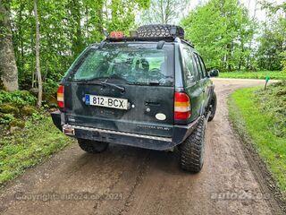 Opel Frontera 2.2 85kW