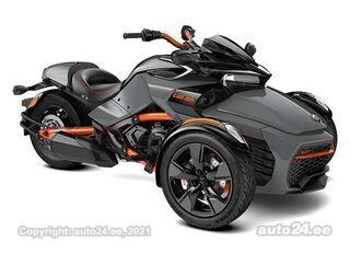 Can-Am Spyder F3-S Special Series 86kW