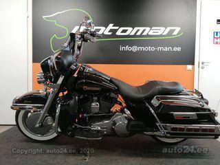 Harley-Davidson Electra Glide V2 50kW