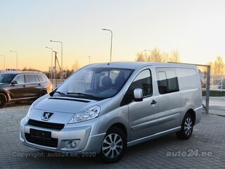 Peugeot Expert Tepee L2H1 N1 6Ps 2.0 Hdi 100kW