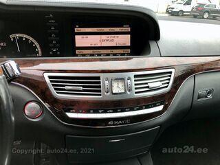 Mercedes-Benz S 320 CDI AMG pakett 4matic 3.0 173kW