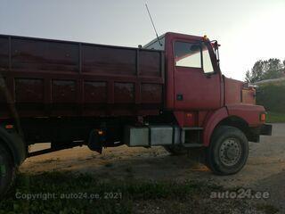 Sisu SL 170 VK + Arktiline sahk Valmet 167kW