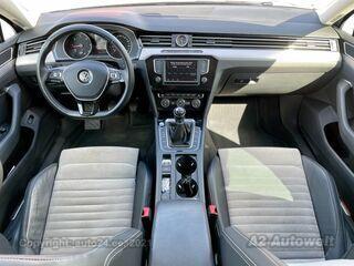 Volkswagen Passat Variant Highline BlueMotion 2.0 TDI 110kW