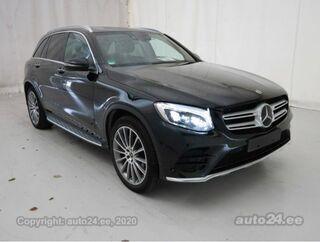 Mercedes-Benz GLC 250 AMG Line 9G-TRONIC 4 MATIC 2.5 9G-TRONIC 150kW