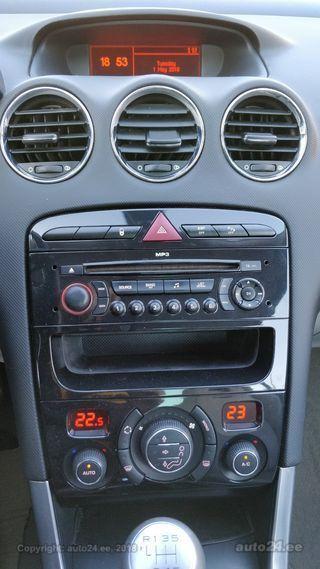 Peugeot 308 CC Sport Turbo 1.6 110kW
