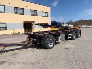 Krone Istrail 3-axle+TIPPER