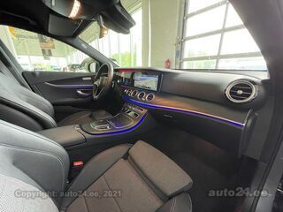 Mercedes-Benz E 220 D AVANTGARDE 2.0 143kW
